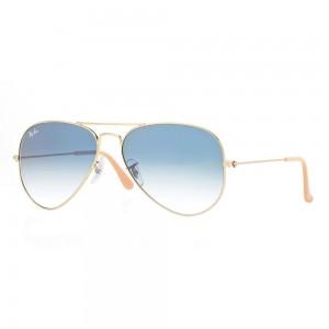 occhiali-da-sole-ray-ban-unisex-oro-lenti-cristal-gradient-light-blu-rb3025-001-3f-58-14-135