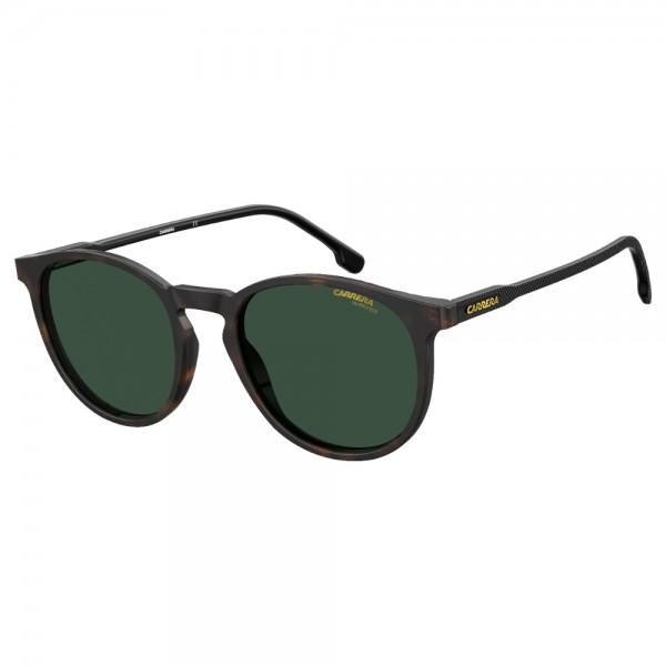 occhiali-da-sole-carrera-230-086-52-20-145-unisex-dark-havana-lenti-green