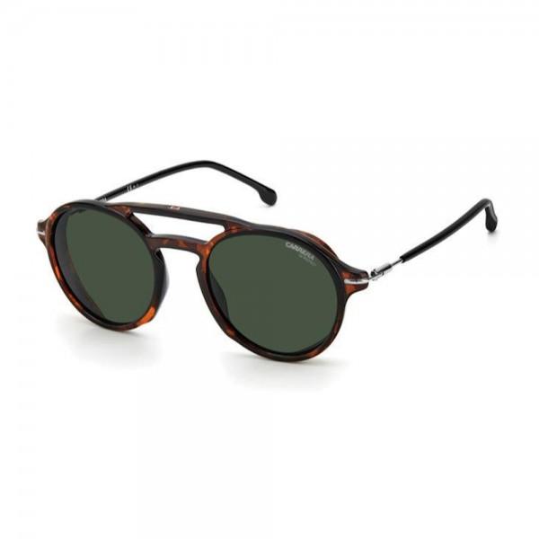 occhiali-da-sole-carrera-235-s-086-51-22-145-unisex-avana-matt-lenti-green