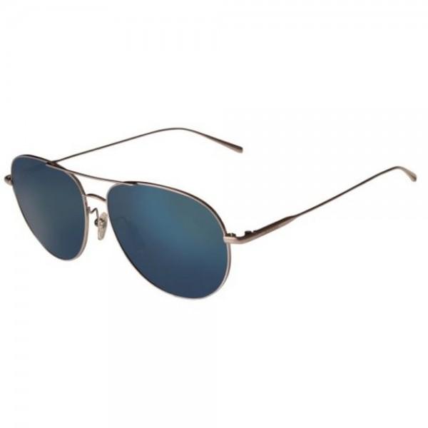 occhiali-da-sole-calvin-klein-ck2155-060-57-14-140-unisex-gun-metal-lenti-mirror-blu