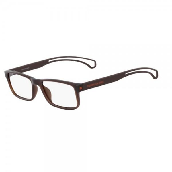 occhiali-da-vista-calvin-klein-jeans-ckj19509-201-55-17-145-unisex-crystal-dark-brown
