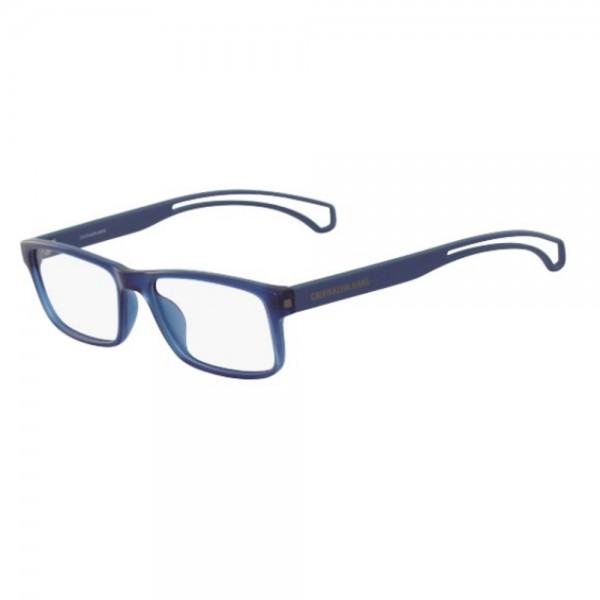 Occhiali da Vista Calvin Klein Jeans CKJ19509 400 55-17-145 unisex crystal blue