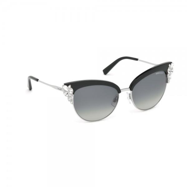 occhiali-da-sole-dsquared2-donna-nero-lucido-lenti-fumo-gradient-dq0200-s-01b-58-17-135