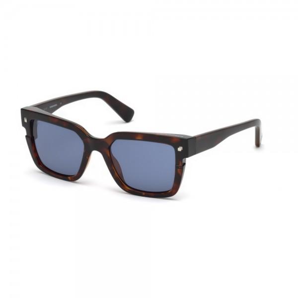 occhiali-da-sole-dsquared2-dq0269-s-52v-51-19-140-unisex-avana-scuro-lenti-blu