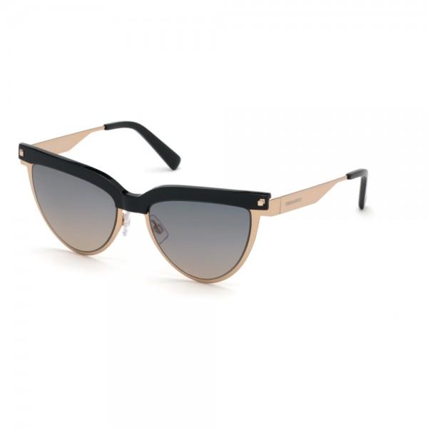 occhiali-da-sole-dsquared2-dq0302-s-28b-53-18-135-donna-oro-rose-lucido-lenti-fumo-gradient