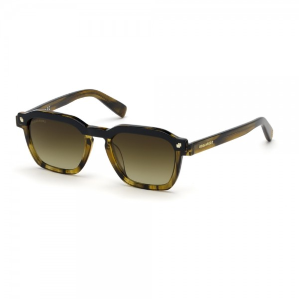 occhiali-da-sole-dsquared2-dq0303-s-95p-50-19-145-unisex-avana-bionda-lenti-brown-gradient