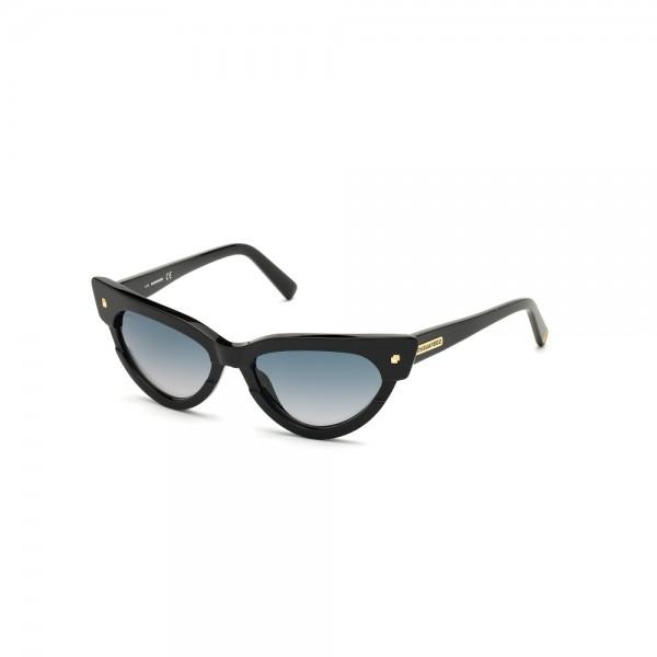 occhiali-da-sole-dsquared2-dq0333-01p-53-17-140-donna-nero-lucido-lenti-verde-gradient