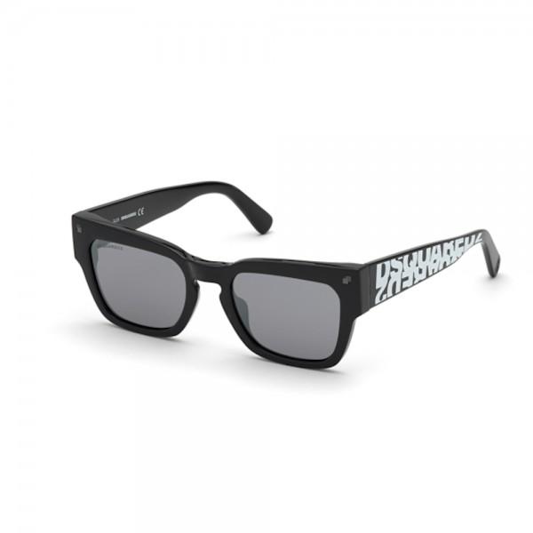 occhiali-da-sole-dsquared2-dq0359-01c-51-20-145-unisex-nero-lucido-lenti-grey-silver-light-mirror