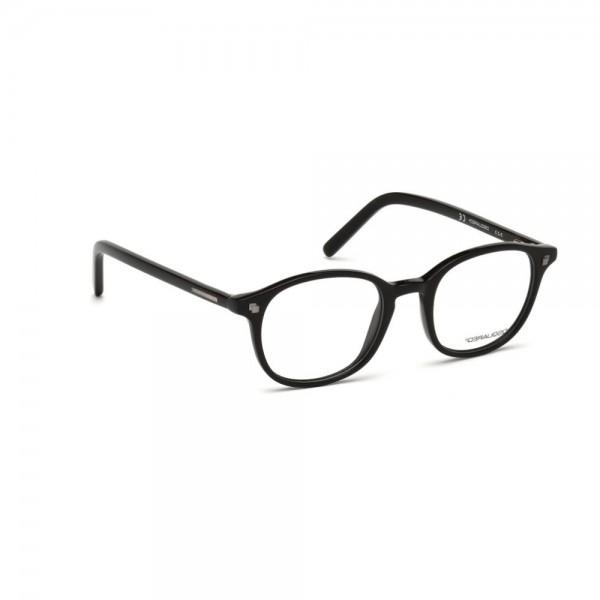 occhiali-da-vista-dsquared2-nero-lucido-unisex-dq5124-001-48-20-145