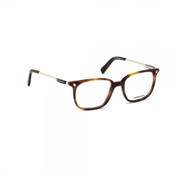 occhiali-da-vista-dsquared2-avana-scuro-uomo-dq5198-052-51-18-145
