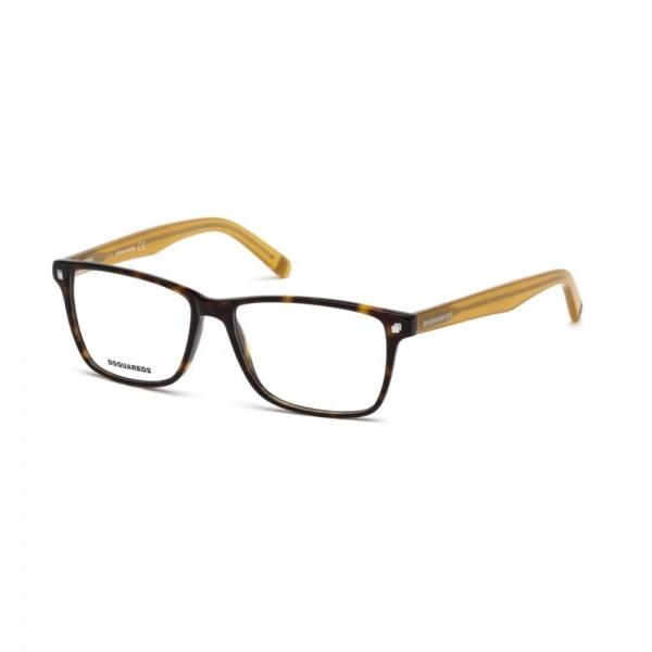 occhiali-da-vista-dsquared2-avana-scura-uomo-dq5201-052-55-15-145