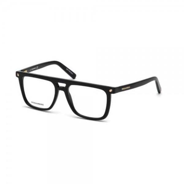 occhiali-da-vista-dsquared2-nero-lucido-uomo-dq5252-001-53-17-140