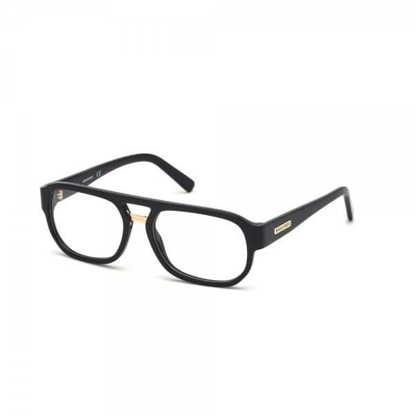 occhiali-da-vista-dsquared2-dq5296-001-57-18-145-unisex-nero-lucido