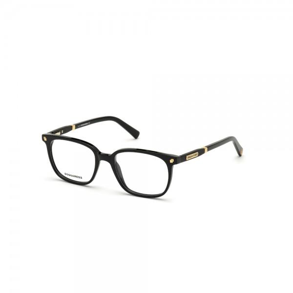 occhiali-da-vista-dsquared2-dq5297-001-51-18-145-unisex-nero-lucido