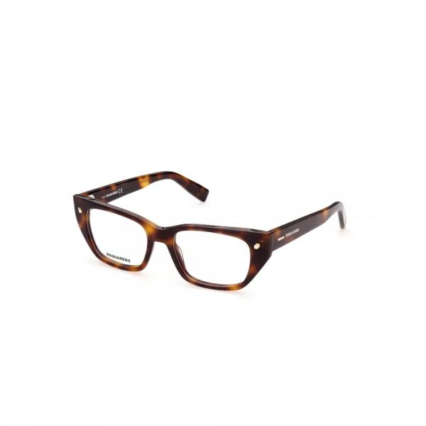occhiali-da-vista-dsquared2-dq5316-052-51-17-140-donna-avana-scura