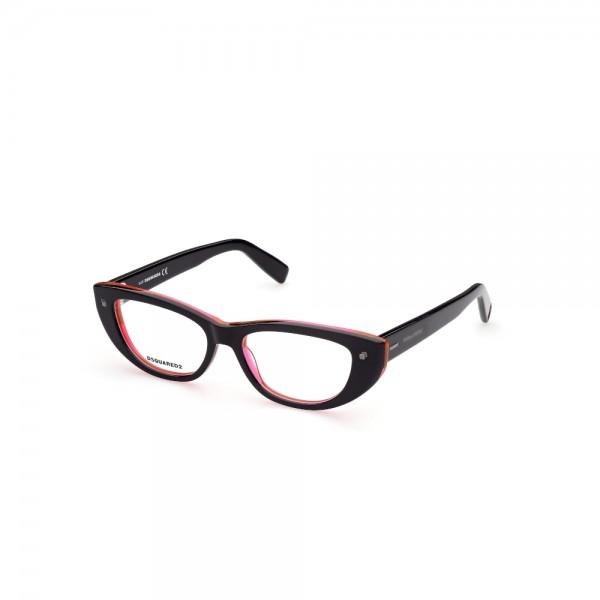 occhiali-da-vista-dsquared2-dq5318-005-53-16-145-donna-nero-violet