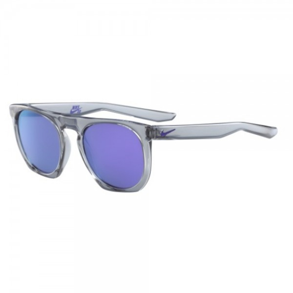 occhiali-da-sole-nike-flatspot-ev1045-015-52-20-145-unisex-light-gray-lenti-violet-mirror