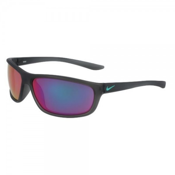 occhiali-da-sole-nike-dash-ev1157-033-58-13-118-junior-antracite-lenti-teal-mirror