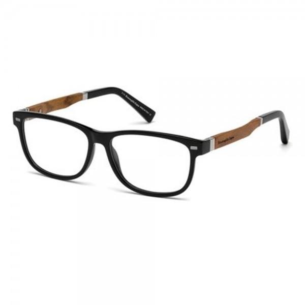 occhiali-da-vista-ermenegildo-zegna-nero-lucido-uomo-ez5062-001-55-14-145
