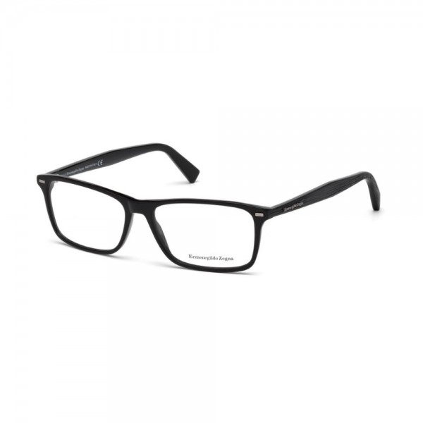 occhiali-da-vista-ermenegildo-zegna-nero-lucido-uomo-ez5069-001-55-15-145