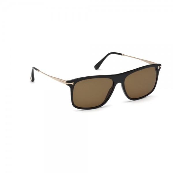 occhiali-da-sole-tom-ford-uomo-nero-lucido-lenti-marrone-ft0588-s-01e-57-15-145