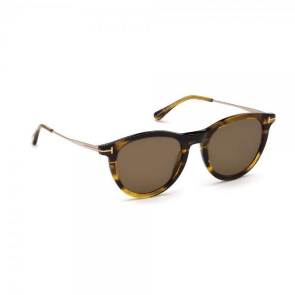 occhiali-da-sole-tom-ford-uomo-avana-chiaro-lenti-marrone-ft0626-s-50j-53-20-145