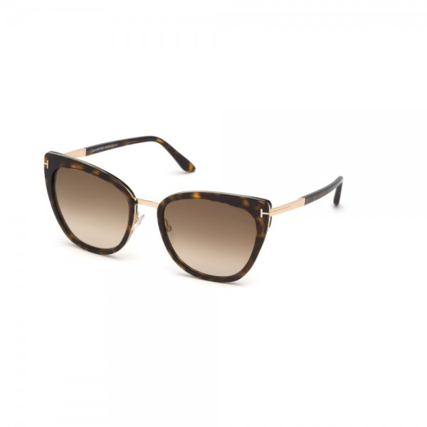 occhiali-da-sole-tom-ford-donna-avana-scuro-lenti-marrone-sfumato-ft0717-52f-57-20-140