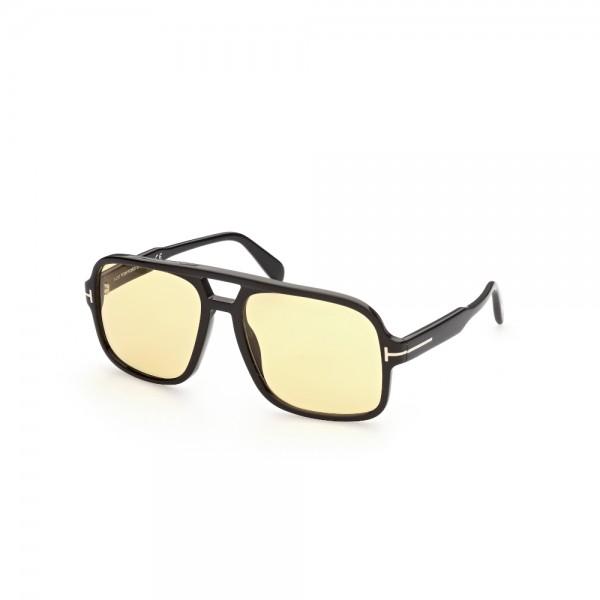 occhiali-da-sole-tom-ford-ft0884-01e-60-18-140-uomo-nero-lucido-lenti-marrone-chiaro