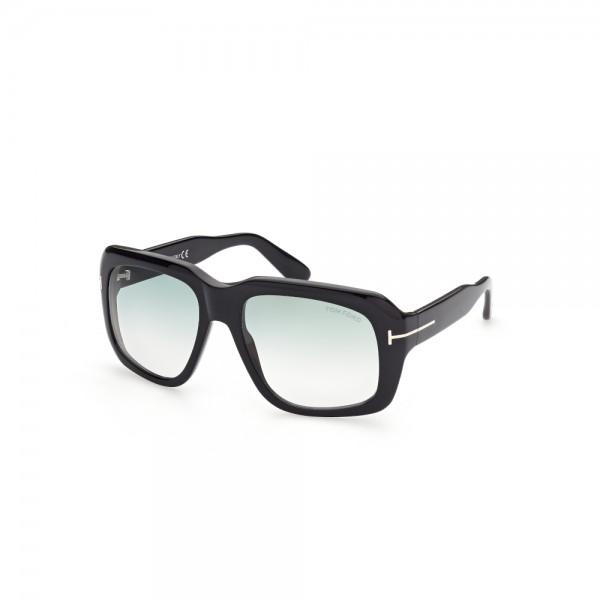 occhiali-da-sole-tom-ford-ft0885-01p-57-18-140-uomo-nero-lucido-lenti-verde-gradient