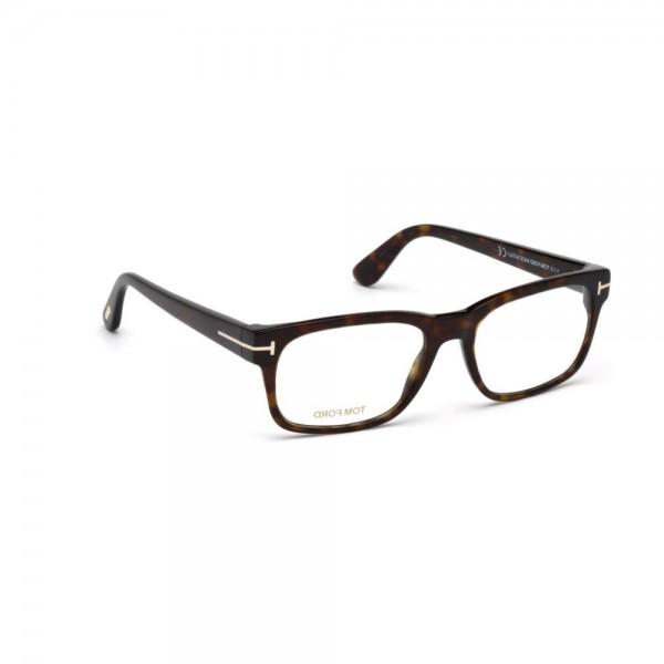 occhiali-da-vista-tom-ford-uomo-avana-scuro-ft5432-052-56-18-145
