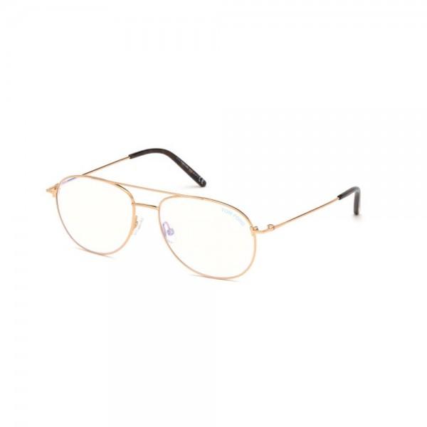 occhiali-da-vista-tom-ford-uomo-oro-endura-lucido-lenti-blu-protect-ft5581-b-030-55-16-145