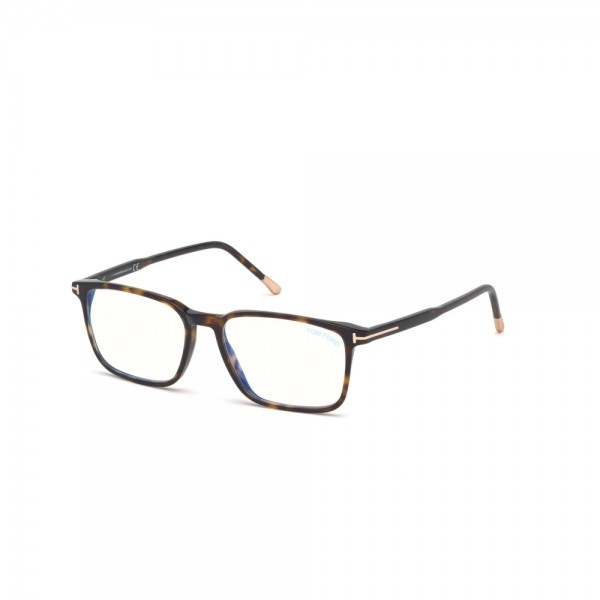 occhiali-da-vista-tom-ford-ft5607-b-052-55-16-145-uomo-avana-scura-lenti-blu-protect