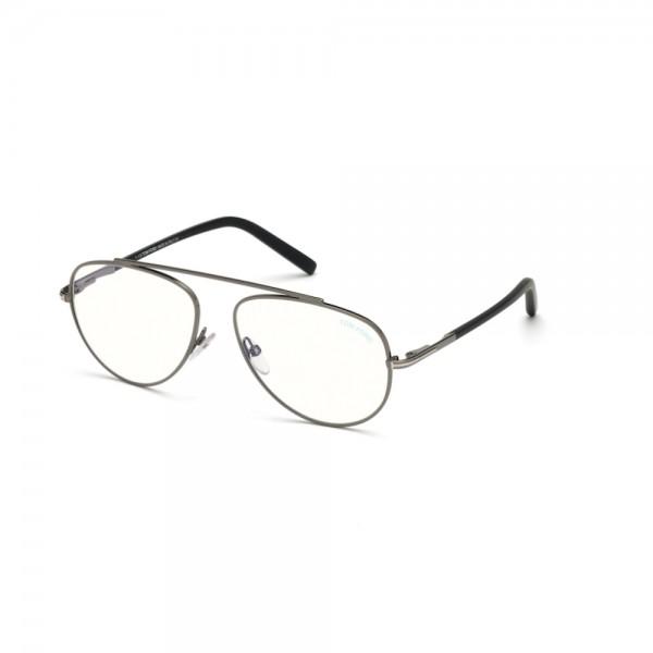 occhiali-da-vista-tom-ford-ft5622-b-008-57-15-145-uomo-antracite-lucido-lenti-blu-protect