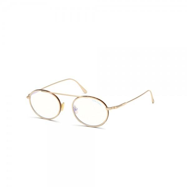 occhiali-da-vista-tom-ford-ft5692-b-028-49-20-145-oro-rose-lucido-lenti-blu-protect