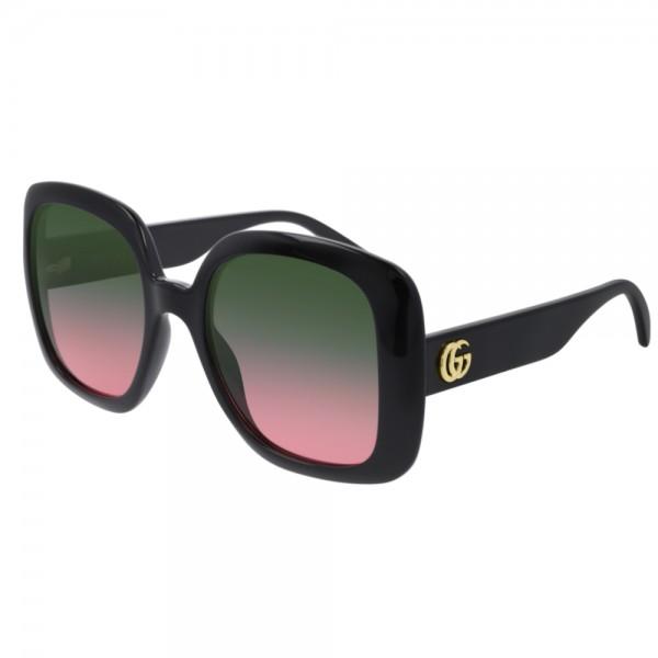 occhiali-da-sole-gucci-gg0713s-002-55-21-140-donna-black-lenti-green-gradient