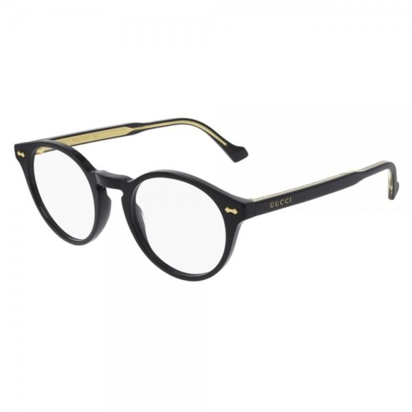 occhiali-da-vista-gucci-gg0738o-001-48-21-150-uomo-black