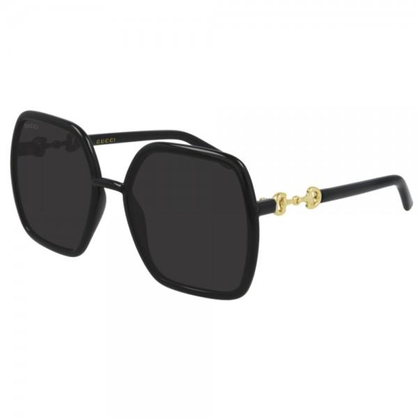 occhiali-da-sole-gucci-gg0890s-001-55-19-140-donna-black-lenti-brown-grey