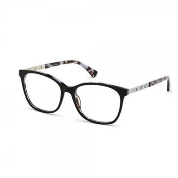 occhiali-da-vista-guess-gu2743-001-51-16-140-donna-nero-lucido