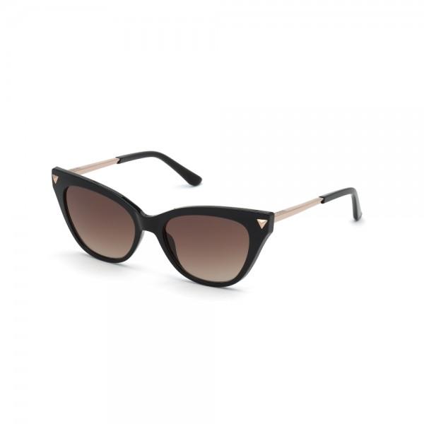 occhiali-da-sole-guess-gu7685-01f-54-18-145-donna-nero-lucido-lenti-marrone-gradient