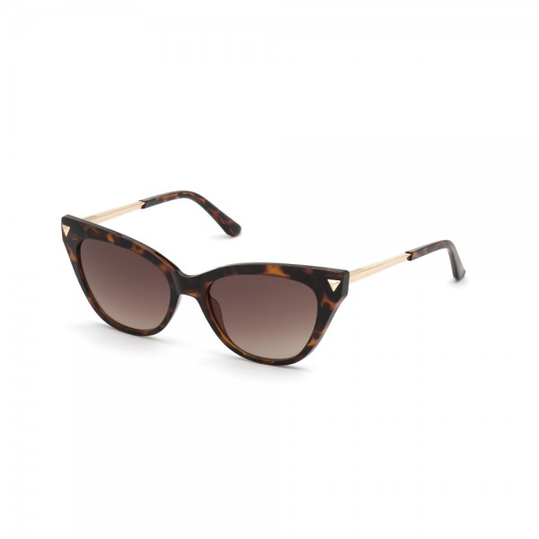 occhiali-da-sole-guess-gu7685-52f-54-18-145-donna-avana-scuro-lenti-marrone-gradient