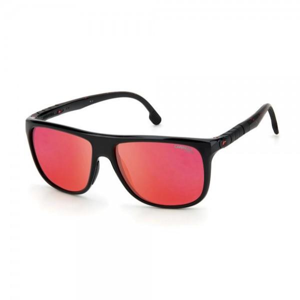 occhiali-da-sole-carrera-hyperfit-17-s-oit-58-16-140-unisex-nero-oro-rosso-lenti-red-flash