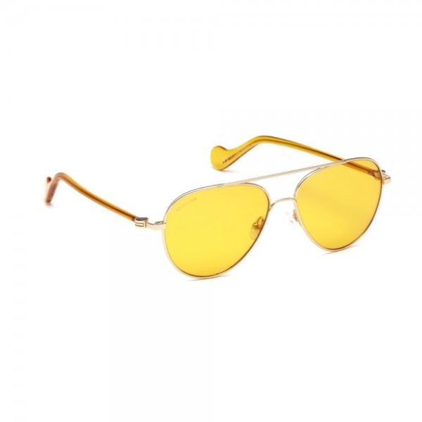 occhiali-da-sole-moncler-unisex-oro-lenti-yellow-ml0056-s-32e-57-15-145