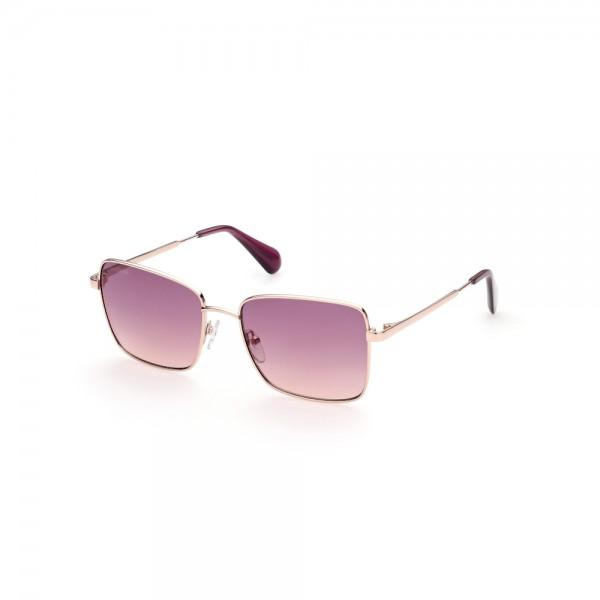 occhiali-da-sole-max-co-mo0016-28z-55-17-140-donna-oro-rose-lucido-lenti-pink-gradient