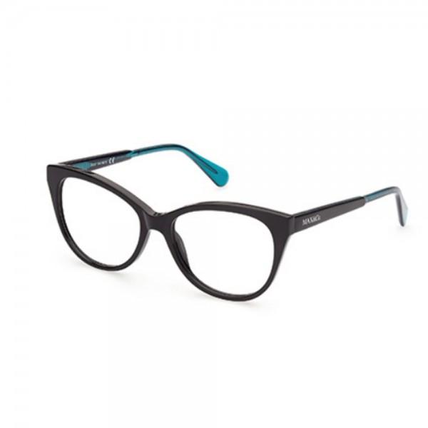 occhiali-da-vista-max-co-mo5003-001-54-16-140-donna-nero-lucido