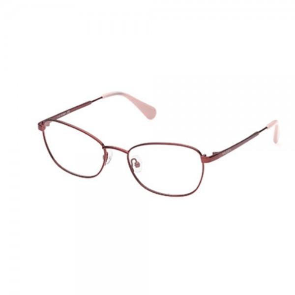 occhiali-da-vista-max-co-mo5019-066-55-18-140-donna-rosso-lucido