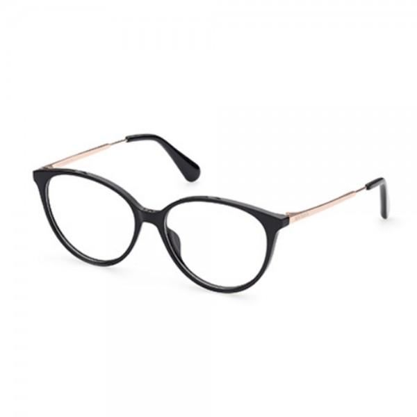occhiali-da-vista-max-co-mo5023-001-54-15-140-donna-nero-lucido