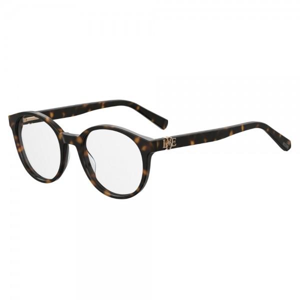 occhiali-da-vista-love-moschino-donna-dark-havana-mol523-086-49-19-145