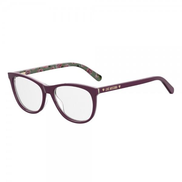 occhiali-da-vista-love-moschino-donna-plum-lucido-mol524-0t7-53-16-145