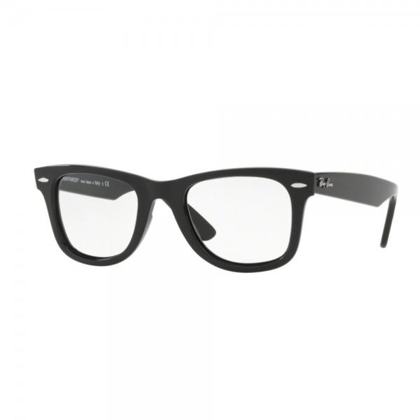 occhiali-da-vista-ray-ban-wayfarer-uomo-black-rx4340v-2000-50-22-150