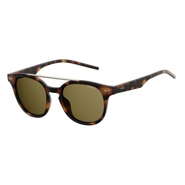 occhiali-da-sole-polaroid-unisex-avana-opaco-lenti-brown-polarizzato-pld1023-202-ig-51-20-145